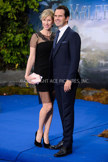 ACEPIXS.COM<br /> <br /> May 8 2014, London<br /> <br /> Karoline Copping and Jimmy Carr at a private reception as costumes and props from Disney's 'Maleficent' are exhibited in support of Great Ormond Street Hospital at Kensington Palace on May 8, 2014 in London<br /> <br /> By Line: Famous/ACE Pictures<br /> <br /> ACE Pictures, Inc.<br /> www.acepixs.com<br /> Email: info@acepixs.com<br /> Tel: 646 769 0430