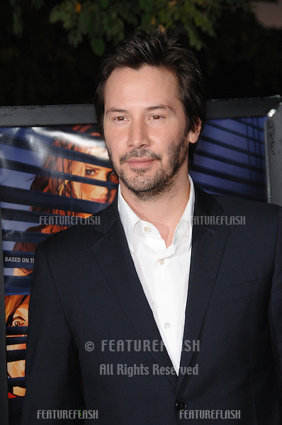 "Actor KEANU REEVES at the Los Angeles Film Festival premiere of his new movie ""A Scanner Darkly"" at the John Anson Ford Amphitheatre, Los Angeles..June 29, 2006  Los Angeles, CA.© 2006 Paul Smith / Featureflash"