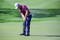 David Lingmerth (SWE) watches his birdie attempt on 12  during round 1 of the Honda Classic, PGA National, Palm Beach Gardens, West Palm Beach, Florida, USA. 2/23/2017.<br /> Picture: Golffile | Ken Murray<br /> <br /> <br /> All photo usage must carry mandatory copyright credit (&copy; Golffile | Ken Murray)