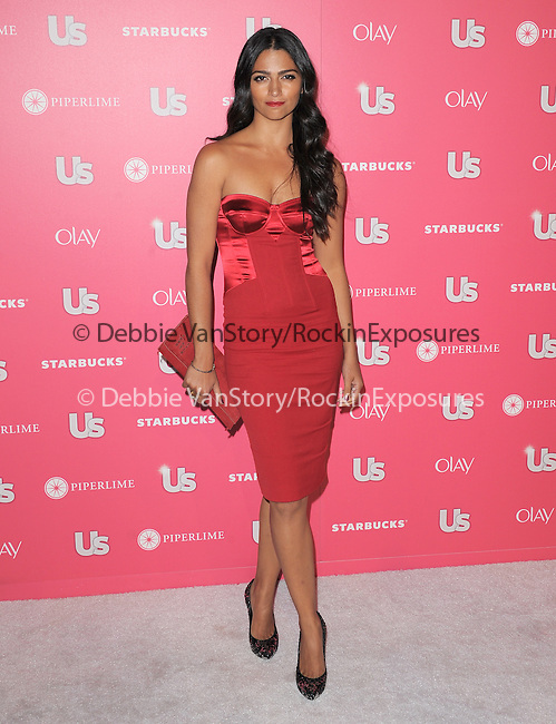 Camila Alves at US Weekly Hot Hollywood Style Issue Party held at Eden in Hollywood, California on April 26,2011                                                                               © 2010 Hollywood Press Agency