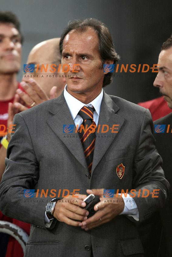 Roma 29/8/2004 Amichevole di presentazione AS Roma. Friendly match Roma - Iran 5-3. Antonio Tempestilli Roma<br /> <br /> Foto Andrea Staccioli Insidefoto