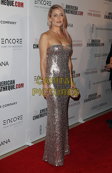 Beverly Hills, CA - October 21: Kate Hudson Attending American Cinematheque 28th Annual Award Presentation To Matthew McConaughey 2014 At The Beverly Hilton Hotel  California on October 21, 2014.  <br /> CAP/MPI/RTNUPA<br /> &copy;RTNUPA/MediaPunch/Capital Pictures