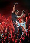 Keith Urban in concert at the Von Braun Center arena.  Bob Gathany photo.