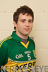 Mark Reen member of the Kerry U-21 panel 2012