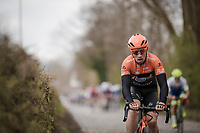Sean de Bie (BEL/Roompot - Charles)<br /> <br /> 74th Nokere Koerse 2019 <br /> One day race from Deinze to Nokere / BEL (196km)<br /> <br /> ©kramon