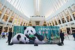 Westfield Oculus China Tourism