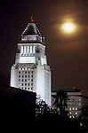 Los Angeles City Hall in downtown L.A.