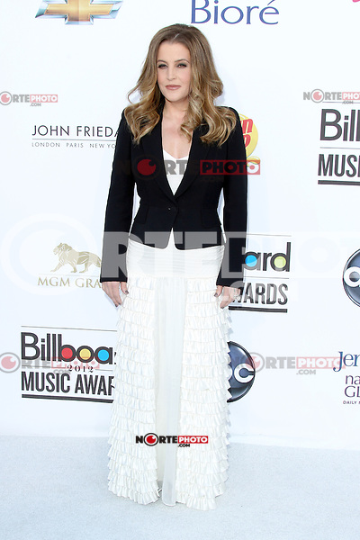 Lisa Marie Presley at the 2012 Billboard Music Awards held at the MGM Grand Garden Arena on May 20, 2012 in Las Vegas, Nevada. ©mpi28/MediaPUnch Inc.