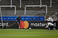 SÃO PAULO, SP 21.06.2019: BRASIL-TREINO - Fernandinho. A seleção brasileira treinou na tarde desta sexta-feira (21), na Arena Corinthians, zona leste da capital paulista, para a partida contra o Peru, que acontece no próximo sábado (22). (Foto: Ale Frata/Código19)