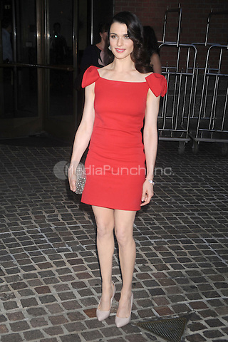 Rachel Weisz at the screening of 'The Whistleblower' hosted by the Cinema Society & Dior Beauty with DeLeon at the Tribeca Grand Hotel on July 27, 2011 in New York City © mpi01 / MediaPunch Inc.