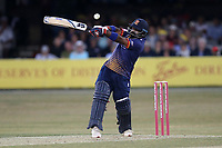 Ashar Zaidi in batting action for Essex during Essex Eagles vs Sussex Sharks, Vitality Blast T20 Cricket at The Cloudfm County Ground on 4th July 2018