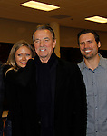 Melissa Ordway & Eric Braeden & Joshua Morrow - The Young and The Restless - Genoa City Live celebrating over 40 years with on February 27. 2016 at The Lyric Opera House, Baltimore, Maryland on stage with questions and answers followed with autographs and photos in the theater.  (Photo by Sue Coflin/Max Photos)