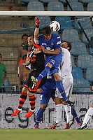 26.08.2012 SPAIN -  La Liga 12/13 Matchday 2th  match played between Getafe C.F. vs Real Madrid CF (0-0) at Alfonso Perez stadium. The picture show Iker Casillas (spanish goalkeeper of Real Madrid)