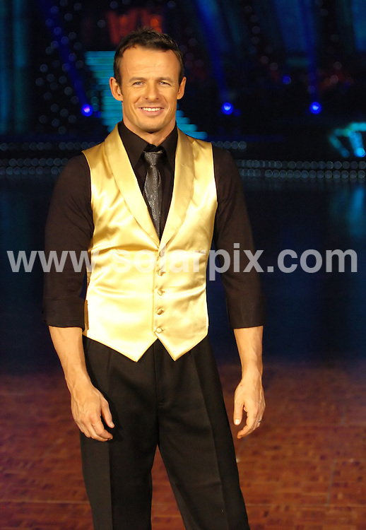 **ALL ROUND PICTURES FROM SOLARPIX.COM**.**WORLDWIDE SYNDICATION RIGHTS**.Strictly Come Dancing Press Call in Manchester Arena..This pic:   Austin Healey.JOB REF:  10474    SGD     DATE:   15.01.10.**MUST CREDIT SOLARPIX.COM OR DOUBLE FEE WILL BE CHARGED**.**MUST NOTIFY SOLARPIX OF ONLINE USAGE**.**CALL US ON: +34 952 811 768 or LOW RATE FROM UK 0844 617 7637**