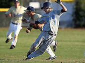 Berkeley Prep Buccaneers varsity baseball against the Indian Rocks Christian Golden Eagles at Indian Rocks High School on February 28, 2012 in Largo, Florida.  (Photo By Mike Janes Photography)