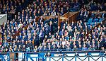 28.04.2019 Rangers v Aberdeen: Rangers directors box