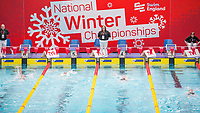 Picture by Allan McKenzie/SWpix.com - 16/12/2017 - Swimming - Swim England Nationals - Swim England Winter Championships - Ponds Forge International Sports Centre, Sheffield, England - Judges, volunteers, officials, Swim England, branding.