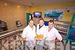 Quinlans Fish Shop opens in the Mall Tralee