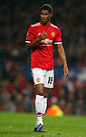 Marcus Rashford of Manchester United during the Champions League Group A match at the Old Trafford Stadium, Manchester. Picture date: September 12th 2017. Picture credit should read: Andrew Yates/Sportimage