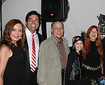 Jane Elissa and Jackie Zeman and friends as Broadway and Daytime Stars head The Jane Elissa Extravaganza - an intimate evening with a cocktail reception and musical performances - to benefit Leukemia/Lymphoma Research on October 8, 2013 at the New Marriott Marquis at the Skylight Room, New York City, New York. (Photo by Sue Coflin/Max Photos)