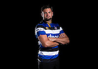 Elliott Stooke poses for a portrait at a Bath Rugby photocall. Bath Rugby Media Day on August 24, 2016 at Farleigh House in Bath, England. Photo by: Rogan Thomson / JMP / Onside Images