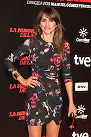 "Goya Toledo attends ""La Ignorancia de la Sangre"" Premiere at Capitol Cinema in Madrid, Spain. November 13, 2014. (ALTERPHOTOS/Carlos Dafonte) /NortePhoto nortephoto@gmail.com"
