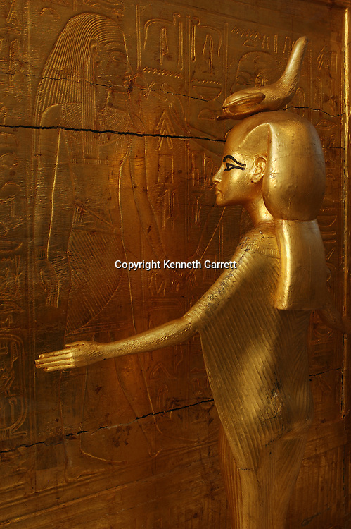 Egypt; King Tutankhamun; Goddess; Selket; New Kingdom