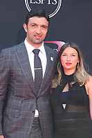 LOS ANGELES, CA - JULY 12: Zaza Pachulia at The 25th ESPYS at the Microsoft Theatre in Los Angeles, California on July 12, 2017. Credit: Faye Sadou/MediaPunch