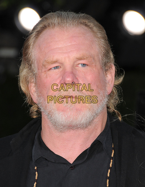 "NICK NOLTE .The Dreamwork's L.A. Premiere of ""Tropic Thunder"" held at The Mann's Village Theatre in Westwood, California, USA..August 11th, 2008.headshot portrait beard facial hair .CAP/DVS.©Debbie VanStory/Capital Pictures."