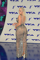 INGLEWOOD, CA - AUGUST 27: Bebe Rexha at the 2017 MTV Video Music Awards At The Forum in Inglewood, California on August 27, 2017. Credit: David Edwards/MediaPunch