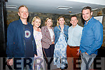 Enjoying an evening in Croi on Saturday.<br /> L to r: John Sheehy, Sarah Governey, Olga Slattery, Kate Cooke, David Slattery and Garreth Governey