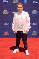 LOS ANGELES - APR 29:  Benjamin Royer at the 2017 Radio Disney Music Awards at the Microsoft Theater on April 29, 2017 in Los Angeles, CA