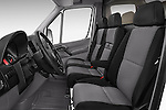 Front seat view of a 2014 Volkswagen CRAFTER 2.0TDI 4 Door Cargo Van Front Seat car photos