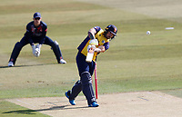 Cameron Delport hits out for Essex during Kent Spitfires vs Essex Eagles, Vitality Blast T20 Cricket at The Spitfire Ground on 18th September 2020