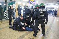 14-11-09 Rechte Aufmärsche und Proteste