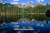 63045-01218 Sprague Lake  Rocky Mountain National Park   CO