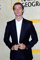 """LOS ANGELES - OCT 30:  Patrick Schwarzenegger at the """"The Long Road Home"""" Premiere Screening at the Royce Hall, UCLA,  on October 30, 2017 in Westwood, CA"""