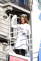 New York, NY-November 23: Miss America Cara Mund attends the 91st Annual Macy's Thanksgiving Day Parade on November 23, 2017 held in New York City Credit: mpi43/MediaPunch /NortePhoto.com NORTEPHOTOMEXICO