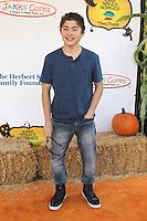 UNIVERSAL CITY, CA - OCTOBER 21:  Ryan Ochoa at the Camp Ronald McDonald for Good Times 20th Annual Halloween Carnival at the Universal Studios Backlot on October 21, 2012 in Universal City, California. ©mpi28/MediaPunch Inc. /NortePhoto