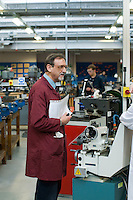 Teaching staff  in the Engineering Department at Kingston College..