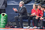 Palma Futsal coach Antonio Vadillo Sanchez during Semi-Finals Futsal Spanish Cup 2018 at Wizink Center in Madrid , Spain. March 17, 2018. (ALTERPHOTOS/Borja B.Hojas)