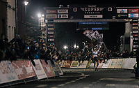 7th victory (over all categories) in Diegem for Mathieu van der Poel (NED/Beobank-Corendon)<br /> <br /> Elite Men's Race<br /> Superprestige Diegem / Belgium 2017