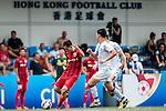 Shanghai SIPG vs HKFC Captain's Select during day two of the HKFC Citibank Soccer Sevens 2015 on May 30, 2015 at the Hong Kong Football Club in Hong Kong, China. Photo by Xaume Olleros / Power Sport Images