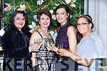 Kamile Lyne, Nuala doolan, Deayna Hurley and Joan Kennedy McGorrian at the Great Gatsby Gala in the Malton Hotel on Friday night