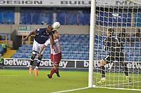 GOAL first goal for Millwall scored by Tom Elliot during Millwall vs Stevenage, Caraboa Cup Football at The Den on 8th August 2017