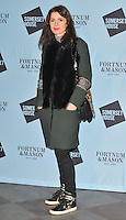 Lara Bohinc at the Skate at Somerset House with Fortnum &amp; Mason VIP launch party, Somerset House, The Strand, London, England, UK, on Wednesday 16 November 2016. <br /> CAP/CAN<br /> &copy;CAN/Capital Pictures /MediaPunch ***NORTH AND SOUTH AMERICAS ONLY***