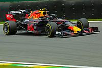 15th November 2019; Autodromo Jose Carlos Pace, Sao Paulo, Brazil; Formula One Brazil Grand Prix, Practice Day; Alexander Albon (THA) Scuderia Toro Rosso STR14 - Editorial Use
