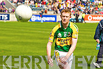 Colm Cooper, Kerry v Derry, Allianz National Football League, Division 1 Final,  Parnell Park, Dublin. 27th April 2008.   Copyright Kerry's Eye 2008