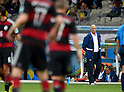 Luiz Felipe Scolari (BRA),<br /> JULY 8, 2014 - Football / Soccer : FIFA World Cup 2014 semi-finals match between Brazil 1-7 Germany at Mineirao stadium in Belo Horizonte, Brazil.<br /> (Photo by FAR EAST PRESS/AFLO)