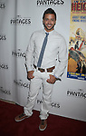 "HOLLYWOOD, CA. - June 23: Jay Rodriguez arrives at Broadway LA Presents: ""In The Heights"" - Opening Night at the Pantages Theatre on June 23, 2010 in Hollywood, California.."